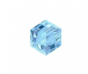 Swarovski 5601 6 mm AQUAMARINE