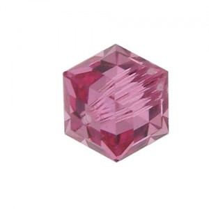 Swarovski 5601 6 mm ROSE